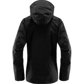Haglöfs Astral Jacket Dame true black